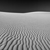 Black Eternity - Mesquite Sand Dunes, Death Valley, CA