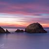 Sutro Twilight - San Francisco, CA