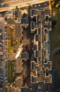 Apartment Complex In Detroit