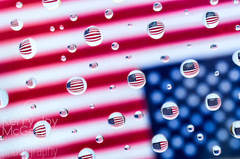 Sweet Droplets of Liberty