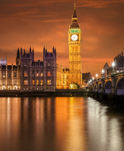 Palace of Westminster, London, UK