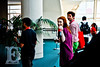 Another not-great photograph, but it's another example of having your camera ready. Momentarily star-struck as I passed Felicia Day at the 2010 San Diego Comic Con, I excitedly yelled out her name, and snapped this when she turned to me--and smiled, I might add!