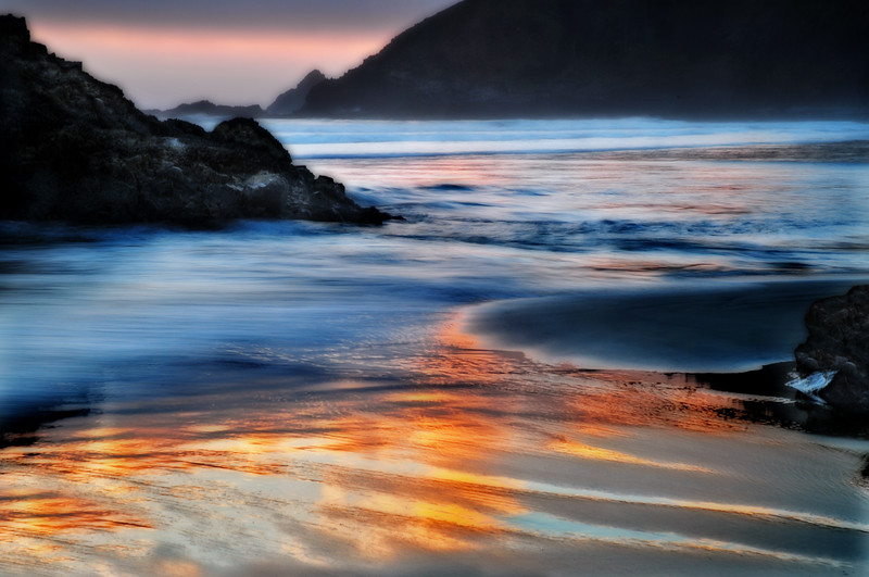 Ocean Flames*