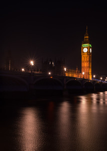 The Palace of Westminster in London on November 14,2013. Big Ben is the nickname for the great bell of the clock and is often extended to refer to the clock and the clock tower.