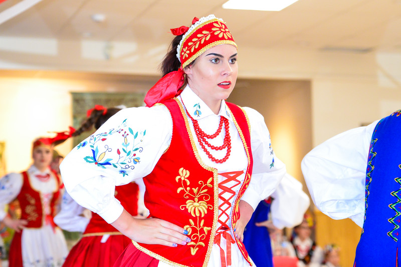 Polish Folk Dancer