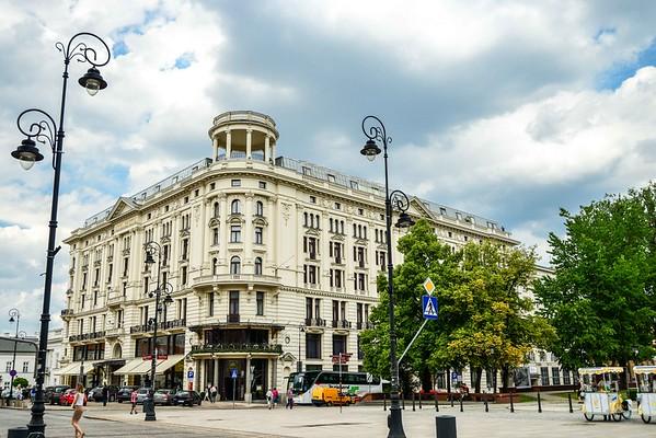 Hotel Bristol Warszawa