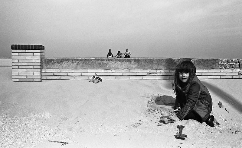 La Panne, North Sea, Belgium © Michel Botman Photography