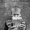 Tubize, Belgium, (Circa 1980). Original Fine Art Documentary Photograph by Michel Botman © north49exposure.com