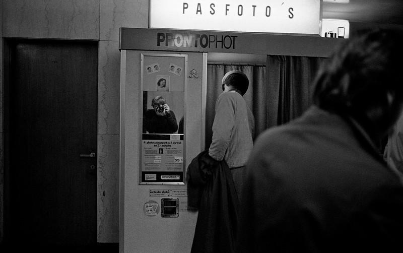 Train Station, Brussels, Belgium © Michel Botman Photography