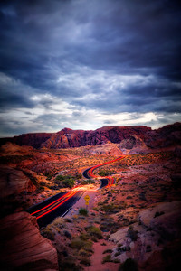 Valley of FireNevada  When it comes to detractors, naysayers and dangerous ground.. let 'em see your taillights!