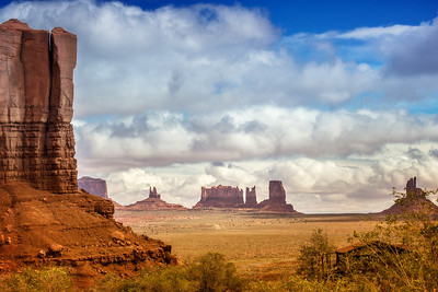 "The WestMonument Valley, Arizona  Nothing says ""The West"" like a monumental valley."