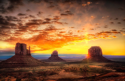 The Mittens & MerrickMonument Valley, The Navajo Nation Forgiveness is like having a direct line to the heavens for that warm, wonderful sense of the miraculous.