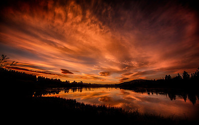 The Angle of SunsetTruckee, CA   ©Karen Hutton - Creative Commons (CC BY-NC 3.0)