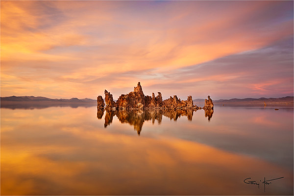 Serenity, South Tufa, Mono Lake
