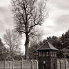 Auschwitz--guard house