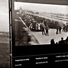 Birkenau--On-site photo taken by the SS in 1944 showing the selection of who would live or die in process