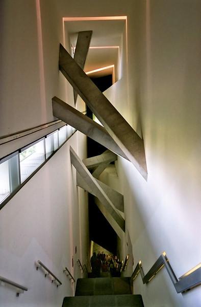 Berlin, Jewish Museum entry