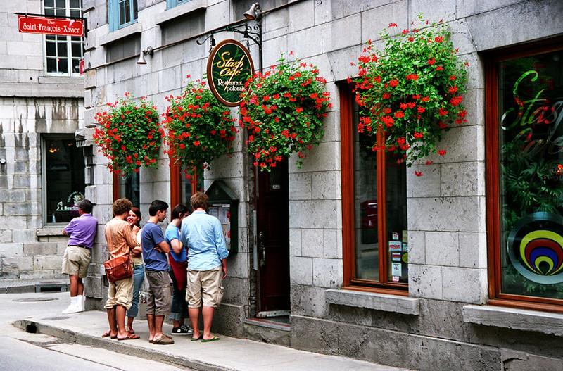 Budapest, restaurant
