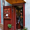 Prague, Golden Lane shop