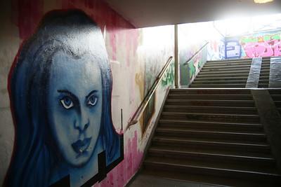 Graffiti, Eger, Hungary