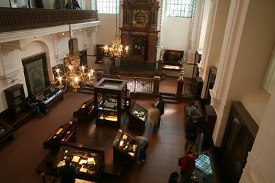 Jewish Quarter Synagogue, Prague