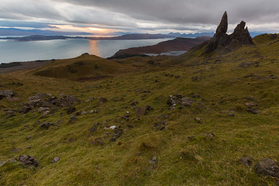 And So The Storr Goes