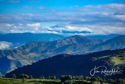 Enroute to Yanacocha Reserve -  Ecuador
