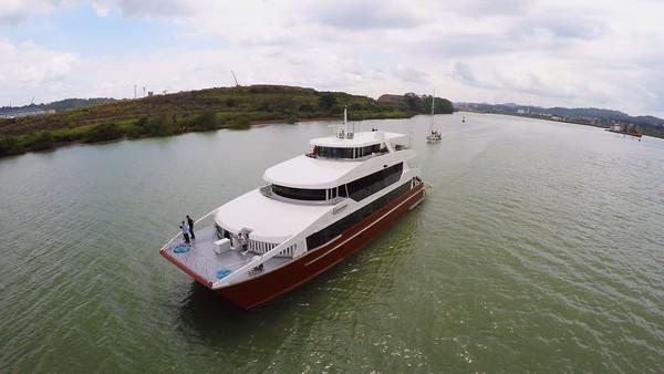 296.01 PMA Small Ships Panama (2015)