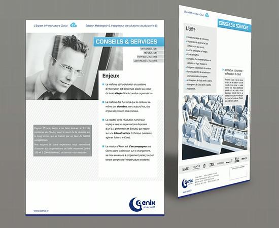 Aenix - Fiche produit