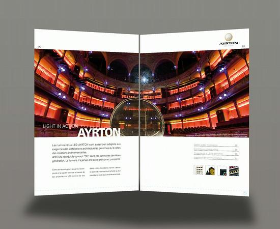 Axente - Ayrton - Catalogue général produit - 452 pages