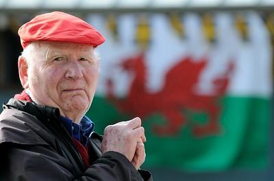 Local man,Saint David's. Visit Wales