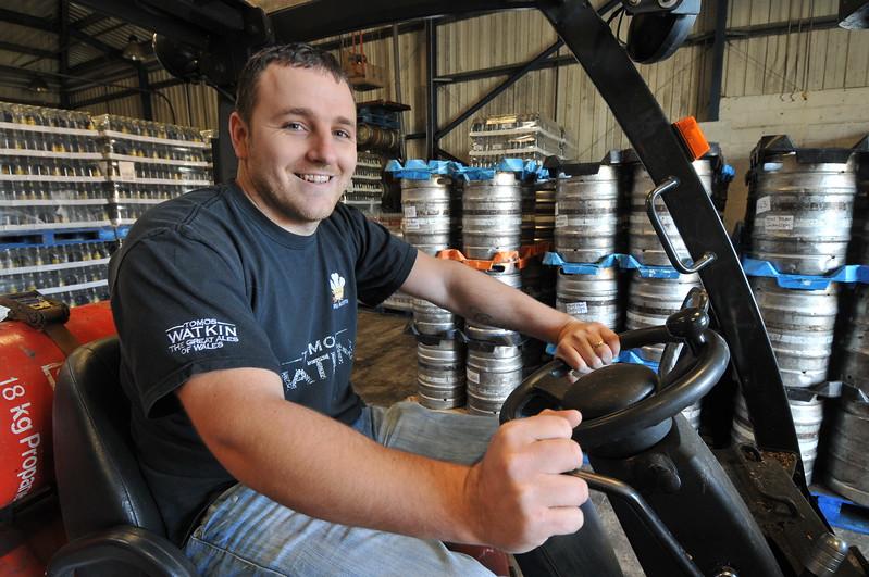 Hurns Brewery,Swansea Marketing