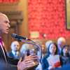 Vince Cable MP at the House of Commons