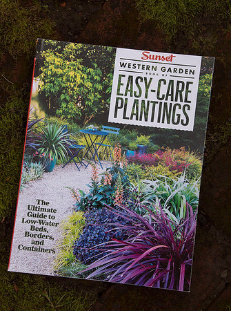 Sunset Western book of Easy-Care Plantings; I have several images inside the pages, along with some full page shots