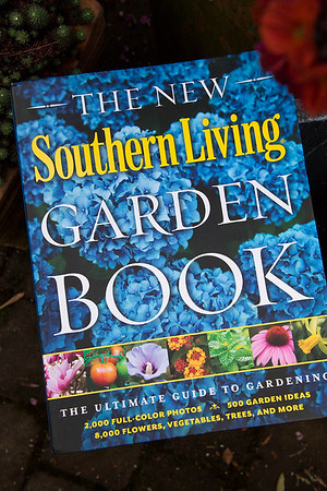 Southern Living Garden Book 2015; I have several images among the pages