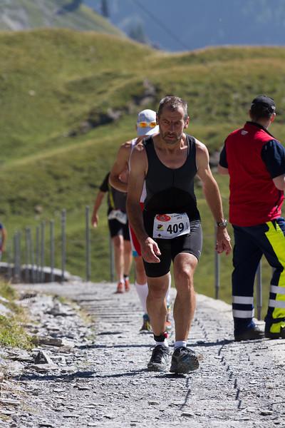 Gemmi Triathlon 2012