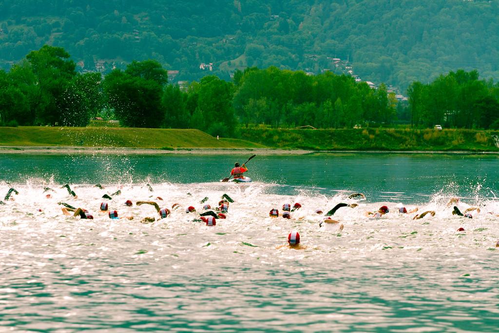 Passy Mont Blanc Triathlon