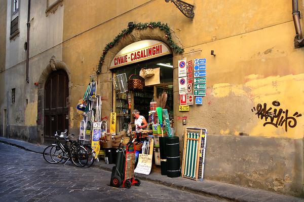 Florence - Hardware Store