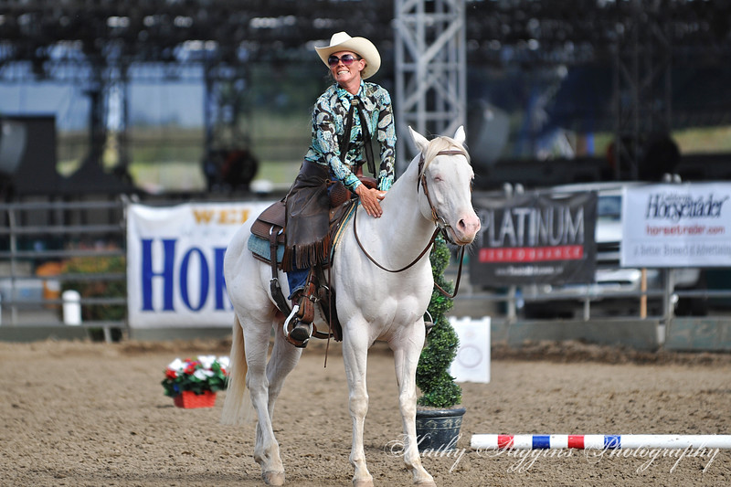 Western States Horse Expo- Charles Wilhelm Superhorse