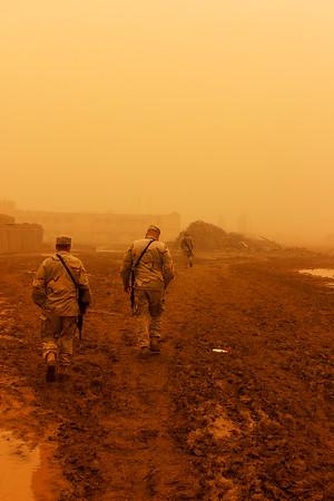 Ramadi, Iraq. 24 January, 2005.