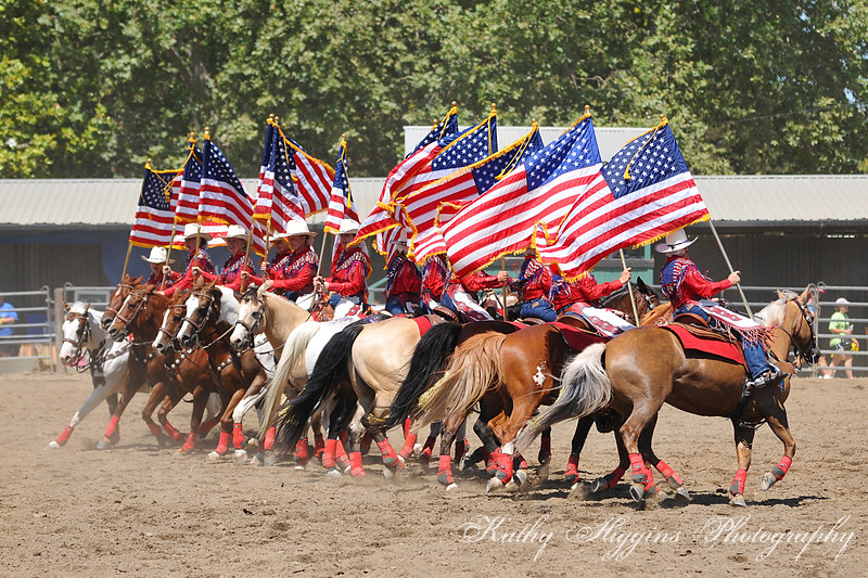 Western States Horse Expo - California Cowgirls