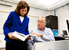 Hilda Solis,<br /> Former United States Secretary of Labor as she tours Anne Arundel Community College.