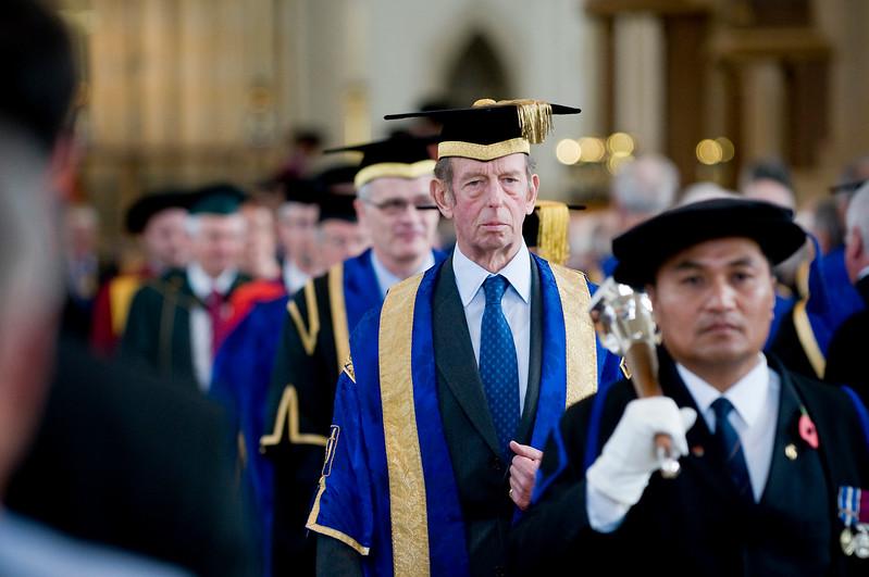 Battersea Graduation Ceremony