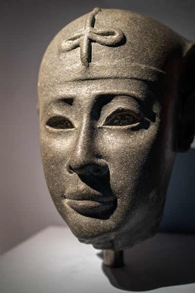 A 26th Dynasty Pharaoh
