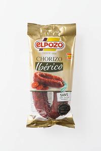 353599 ELPOZO Chorizo Iberico paprikasalaami 150g 8410843115465