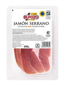 351799 ELPOZO Serrano 500g viilutatud 8410843070627