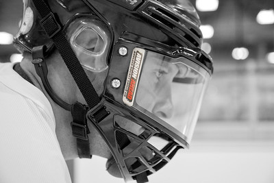 More fun hockey Photo work for Hockey Face Shields.