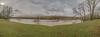 Rising Water under Grey Skies