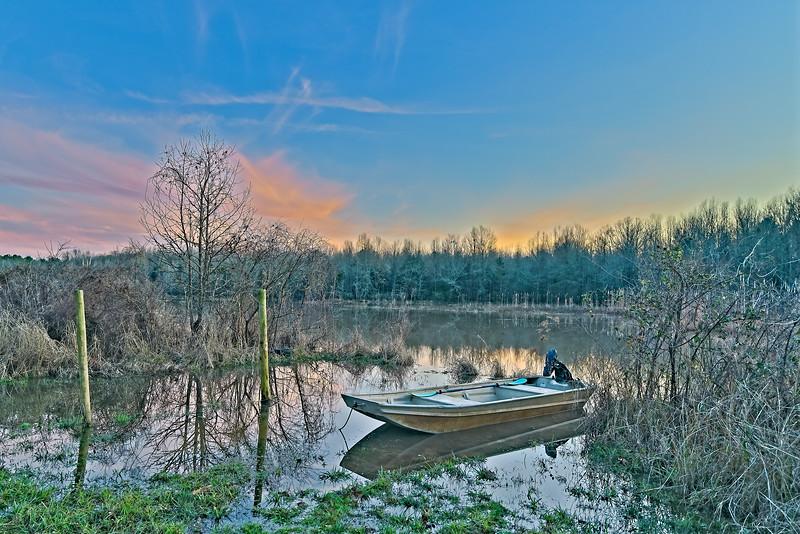 Nature at Calm