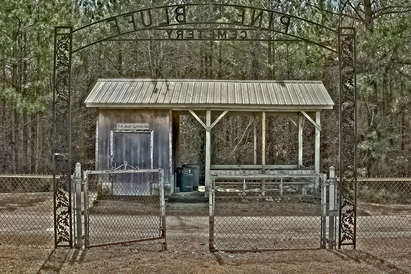Pine Bluff Cemetery Association